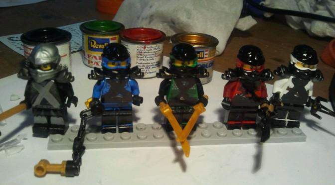 Unieke ninja's