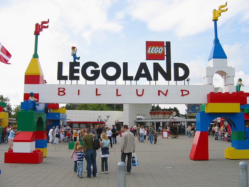 Legoland | Stonewalker.nl