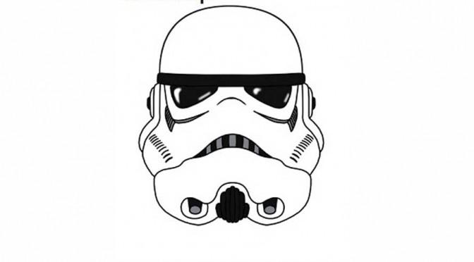 Hoe teken je een Star Wars figuur?