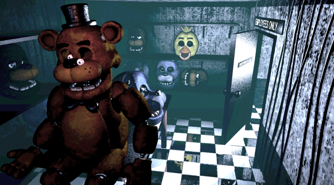 Five Nights at Freddy's voor beginners