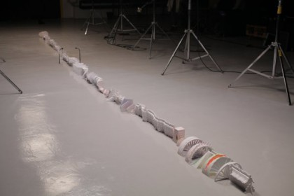 Totale lengte vinylvormen