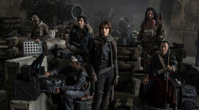 acteurs Rogue One